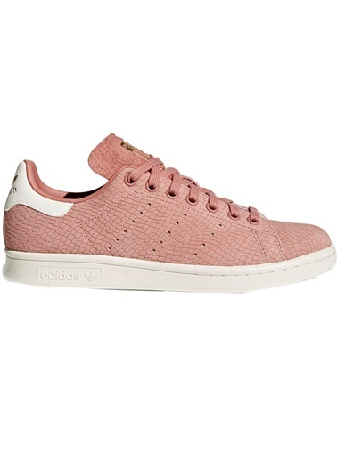 adidas Unisex Stan Smith Sneakers CQ2815 Pembe